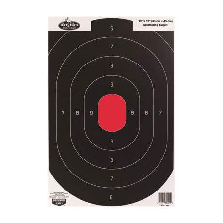 Birchwood Casey Dirty Bird Silhouette Target Pack