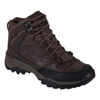 The North Face® Storm Waterproof Mid Leather Hiker