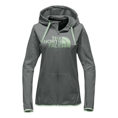 The North Face® Women's Fave Lite Half Dome Full-Zip Hoodie
