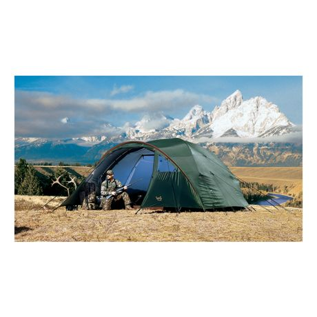 Cabela's XWT Xtreme Weather Tents - In The Field