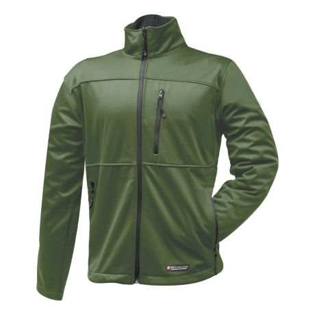 Misty Mountain Neo Softshell Jacket - Army