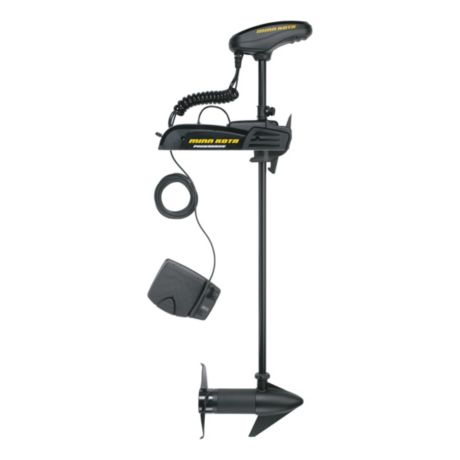 minn kota powerdrive 55 bow mount trolling motor with