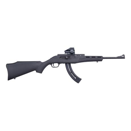 Mossberg® Blaze Semi-Auto Rifle with Green Dot Sight
