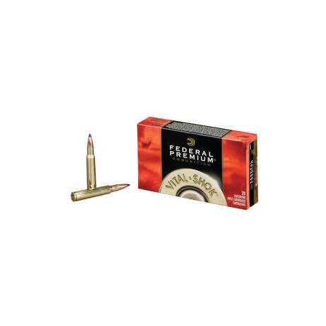 Nosler Partition Rifle Ammunition