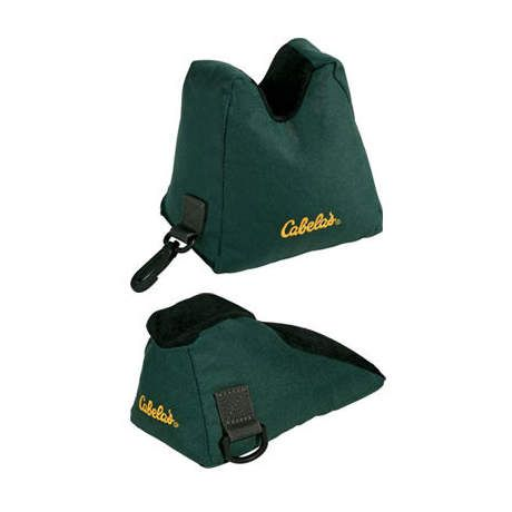 Cabela's Unfilled Shooting Bag Combo