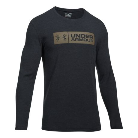 Under armour antler tag long sleeve t shirt cabela 39 s canada for Under armour shirts canada