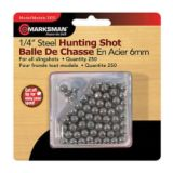 "Picture of Marksman 1/4"" Steel Shot"