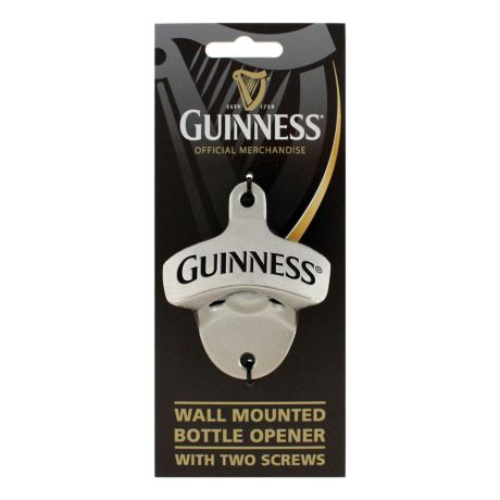 guinness wall mounted bottle opener cabela 39 s canada. Black Bedroom Furniture Sets. Home Design Ideas