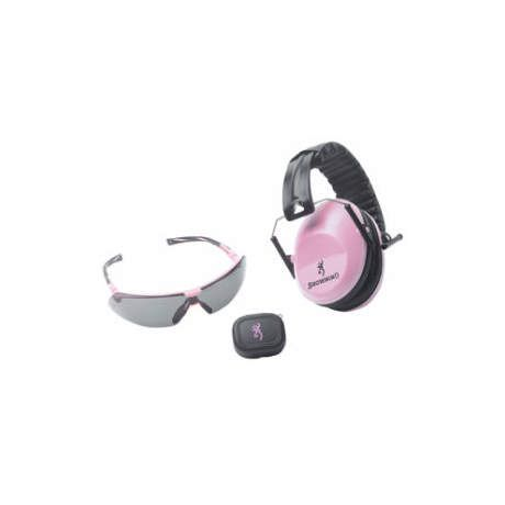 Browning For Her Hearing Protection Range Kit