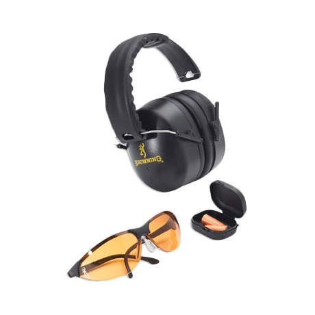 Browning Hearing Protection Range Kit