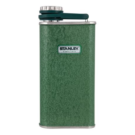 Stanley Classic 8oz Flask - Green
