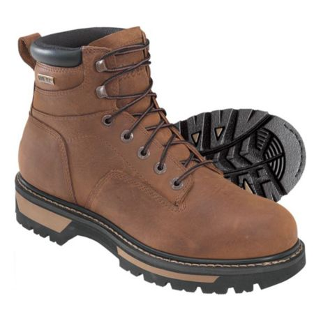 "Cabela's Roughneck  7"" Steel-Toe S.A.W. Work Boots"