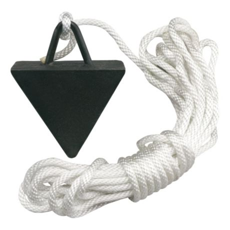 Outcast 12lb Pyramid Boat Anchor