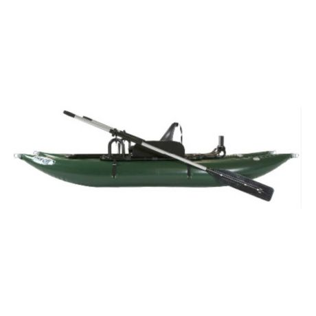 Outcast panther pontoon boat cabela 39 s canada for Cabela s fishing boats