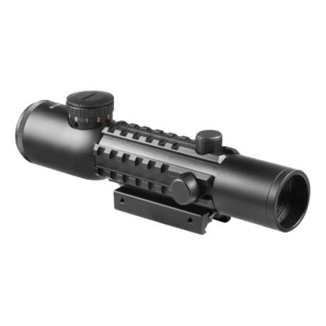 Barska 4x28 IR Multi Rail Electro Sight