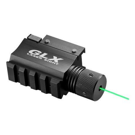 Barska GLX Laser Sight w/Built-In Mount & Rail