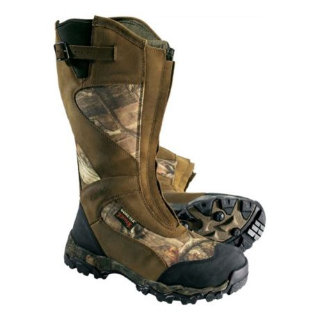 15'' Insulated Pinnacle Zipper Hunting Boots with GORE-TEX Scent-Lok - 800-Gram
