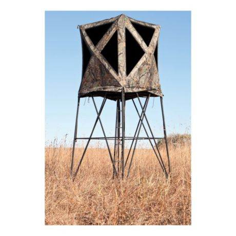 Big Game Vertex Blind & Platform Combo