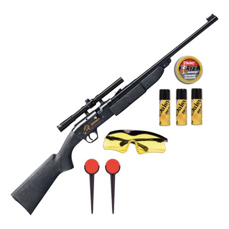 Daisy 840B Grizzly Air Rifle Kit