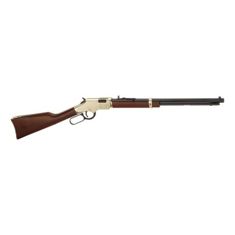 Henry .22 WMR Golden Boy Lever-Action Rifle