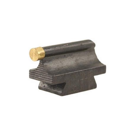 Williams Streamlined Front Sights - Gold Bead