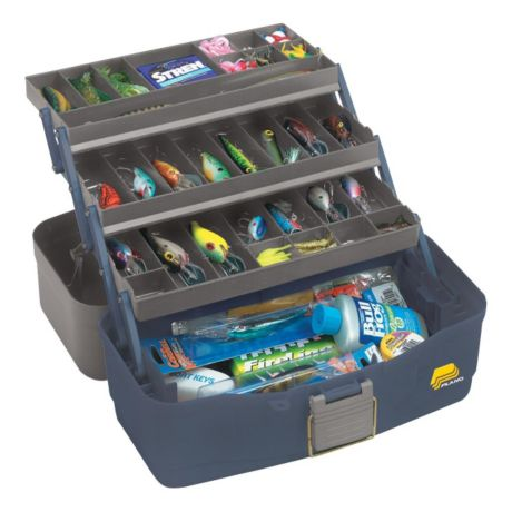 Plano 5300 Three Tray Tackle Box