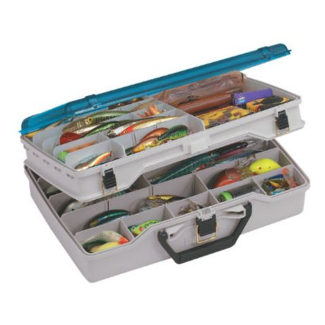 Plano 1155 Two-Level Satchel Tackle Box