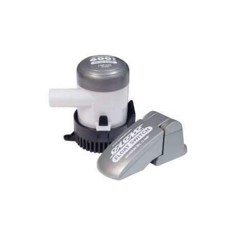 Seasense Bilge Pump 600 GPH with Float Switch