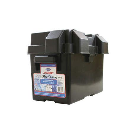Seasense Battery Boxes With Tie Down