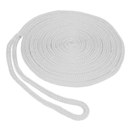 Seasense Double Braid Nylon Dock Line - 1/2''