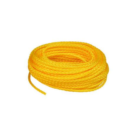 Seasense 1/4'' X 100' Packaged Rope - Yellow