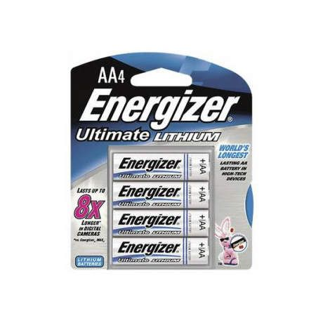 energizer ultimate lithium batteries aa 4 pack cabela 39 s canada. Black Bedroom Furniture Sets. Home Design Ideas