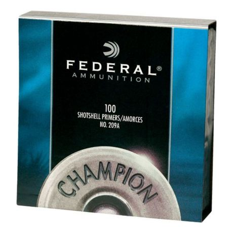 Federal Champion 209A Shotshell Primers