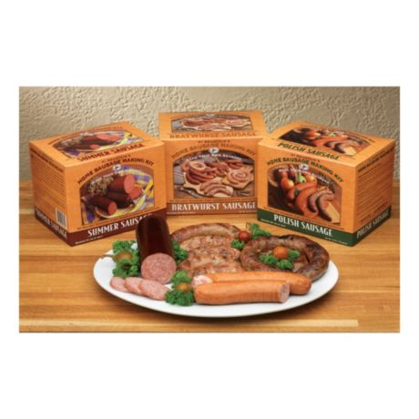 Hi Mountain The Complete Kit for Home Sausage Makers