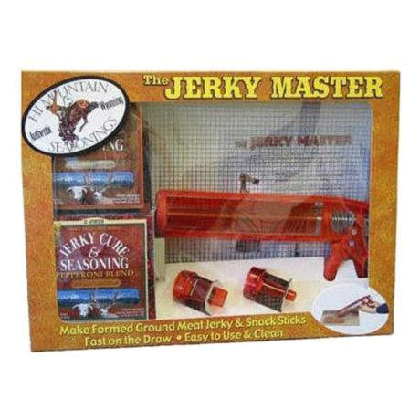 HI Mountain Jerky Master