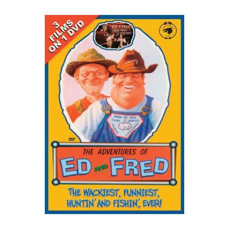 the adventures of ed and fred dvd cabela 39 s canada
