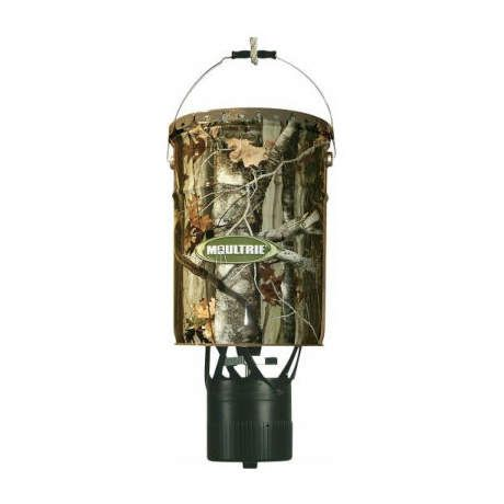 Moultrie Pro Hunter 6.5-Gallon Hanging Feeder