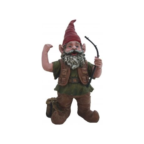 Fisherman Gnome
