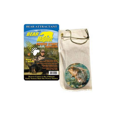 Code Blue Bear Magnet Power Start Drip Bag