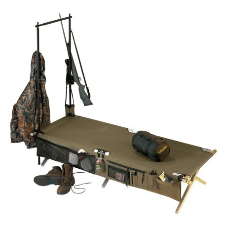 Cabela's Heavy-Duty 4-Piece Combo Army Cot