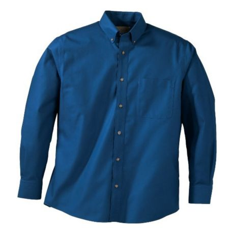 Cabela 39 s outfitter series care free cotton long sleeve for Cabela s fishing shirts