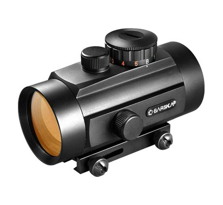 Barska 1x40mm Dual Colour Red Dot Scope