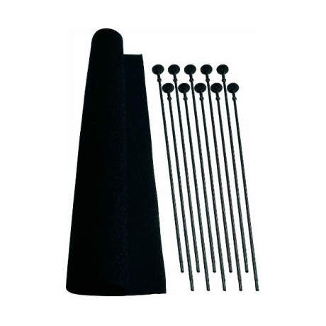Rifle Rod Expansion Kit - 10 Pack