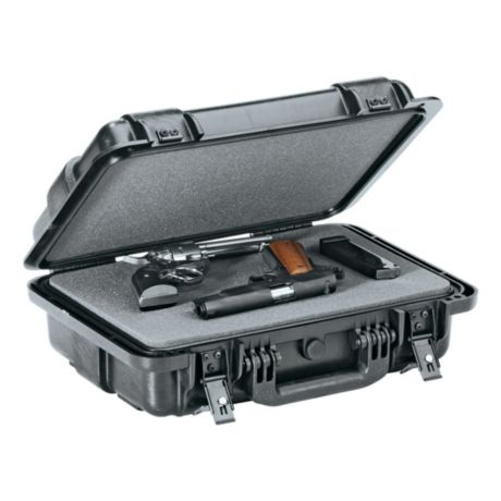 Cabela's Armour Xtreme Moulded Double-Pistol Case