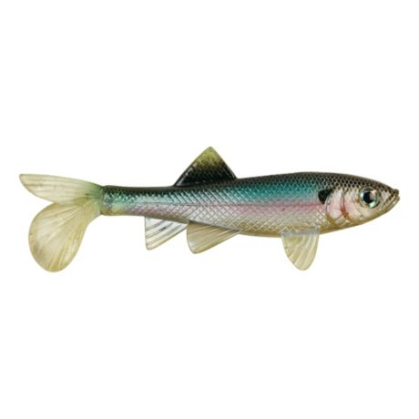 Berkley Havoc Sick Fish - Ghost Minnow