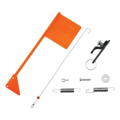 Cabela's Advanced Anglers Strike-Indicating Flag Kit with Release