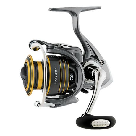 Daiwa lexa spinning reel cabela 39 s canada for Cabela s fishing reels