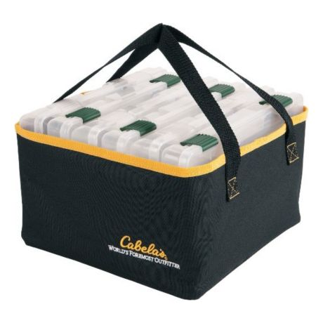 Cabela's Quick Stow Convertible Tackle Bags