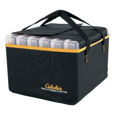 Cabela 39 s quick stow convertible tackle bag 3750 cabela for Cabelas fishing backpack