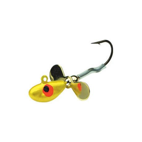 Northland Whistler Jig - Yellow
